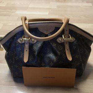 Authentic Louis Vuitton Tivoli GM with Receipt